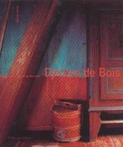 D?cors de bois - Couverture - Format classique