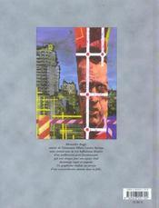 Travaux - 4ème de couverture - Format classique