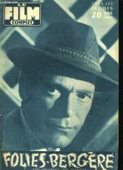 Film Complet N° 608 - Folles Bergeres - Couverture - Format classique