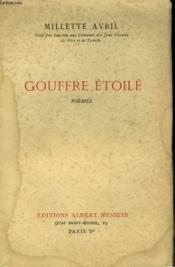 Gouffre Etoile - Couverture - Format classique