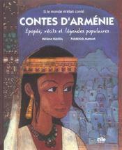 Contes d'Arménie ; au pays de la reine anahit - Intérieur - Format classique