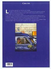 Integrale samba bugatti t.1 - 4ème de couverture - Format classique