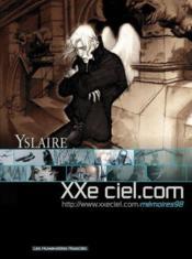 Xxe Ciel.Com T.1 ; Memoires98 - Couverture - Format classique