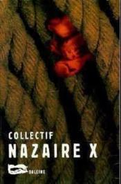 Nazaire X - Couverture - Format classique