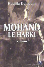 Mohand, le harki - Intérieur - Format classique