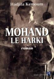 Mohand, le harki - Couverture - Format classique