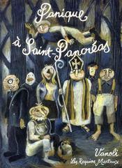 Panique à Saint-Pancréas - Intérieur - Format classique