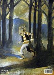 Panique à Saint-Pancréas - 4ème de couverture - Format classique