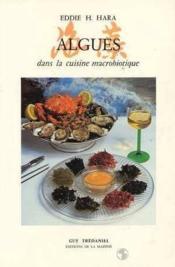 Algues Dans La Cuisine Macrobiotique - Couverture - Format classique