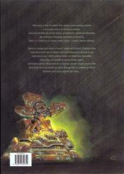 Coleman Wallace t.1 ; la pierre d'onyx - 4ème de couverture - Format classique