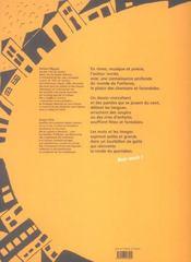 Le Vent Souffleur D'Histoires - 4ème de couverture - Format classique