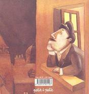 Gardien De La Nuit (Le) - 4ème de couverture - Format classique