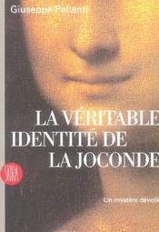 La véritable identité de la Joconde - Intérieur - Format classique
