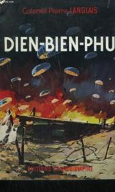 Dien Bien Phu. - Couverture - Format classique