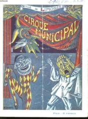 Cirque Muniicipal - Ville De Limoges - Couverture - Format classique