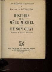 Histoire De La Mere Michel Et De Sno Chat - Couverture - Format classique