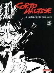 Corto Maltese T.1 ; La Ballade De La Mer Salée - Couverture - Format classique