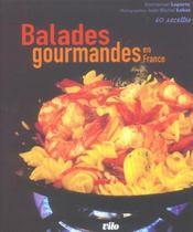 Balades gourmandes en france - Intérieur - Format classique