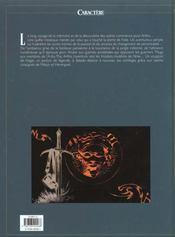 Balade au bout du monde ; 2nd cycle ; intégrale t.2 ; t.5 à t.8 - 4ème de couverture - Format classique