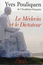 Le médecin et le dictateur - Intérieur - Format classique