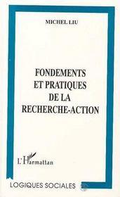 Fondements Et Pratiques De La Recherche-Action - Intérieur - Format classique