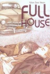 Full House T.4 - Couverture - Format classique