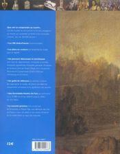 Louvre les 300 chefs-d'oeuvre - 4ème de couverture - Format classique