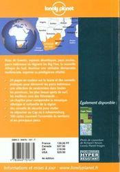 L'Afrique du Sud 2000 - 4ème de couverture - Format classique