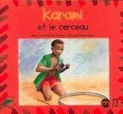 Karami et le cerceau - Couverture - Format classique