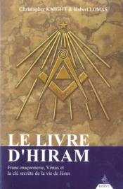 Le Livre D'Hiram - Couverture - Format classique
