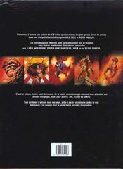 Titans - 4ème de couverture - Format classique