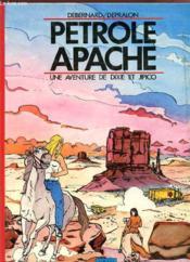 Petrole apache - Couverture - Format classique