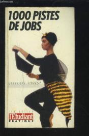 1000 Pistes De Jobs - Couverture - Format classique