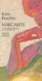 Margarete - Couverture - Format classique