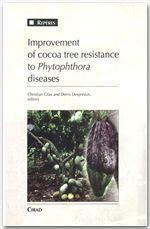 Improvement of cocoa tree resistance to phytophthora diseases - Couverture - Format classique
