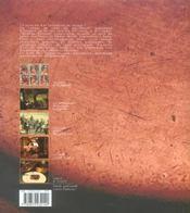 Patrimoine gourmand d'avignon - 4ème de couverture - Format classique