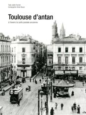 Toulouse d'antan - Couverture - Format classique