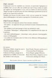 Chrétientés médiévales VIIe-XIe siècle - 4ème de couverture - Format classique