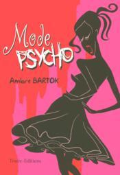 Mode psycho - Couverture - Format classique