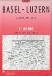Basel - Luzern ; 102 - Couverture - Format classique