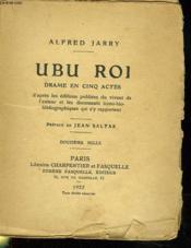 Ubu Roi Ou Les Polonais. Drame En 5 Actes. - Couverture - Format classique