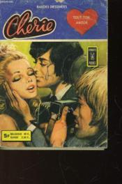 Recueil Cherie 1061 - Tout Ton Amour - Le Temps Du Bonheur - Couverture - Format classique