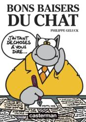 Le Chat ; COFFRET ; bons baisers du chat ; 100 gags  - Philippe Geluck