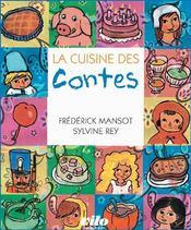 Cuisine des contes - Intérieur - Format classique