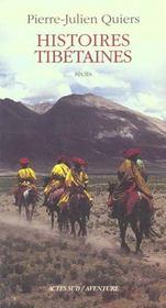 Histoires tibetaines - Intérieur - Format classique