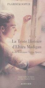 La Triste Histoire D'Elvira Madigan Et Du Lieutenant Sixten Sparre - Intérieur - Format classique