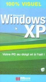 100% Visuel Microsoft Windows Xp - Intérieur - Format classique