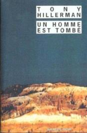 Un Homme Est Tombe - Couverture - Format classique