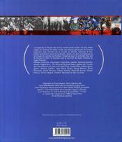 La Legende Du Rugby - 4ème de couverture - Format classique