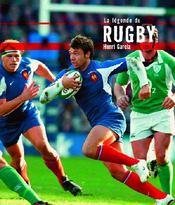 La Legende Du Rugby - Couverture - Format classique